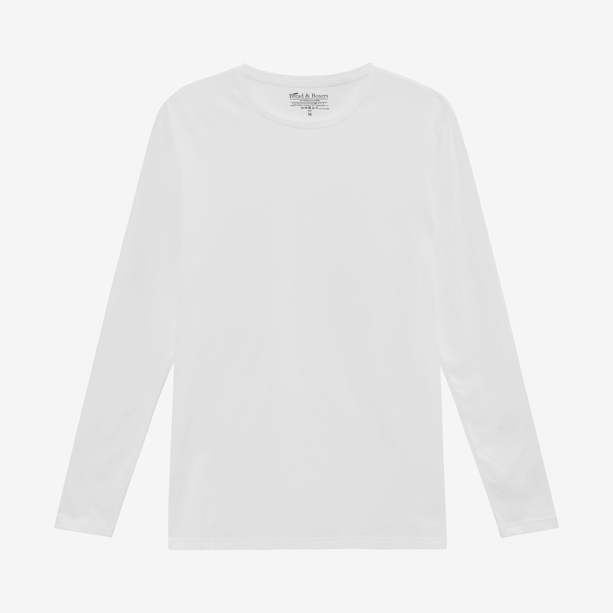 Long Sleeve Crew-Neck