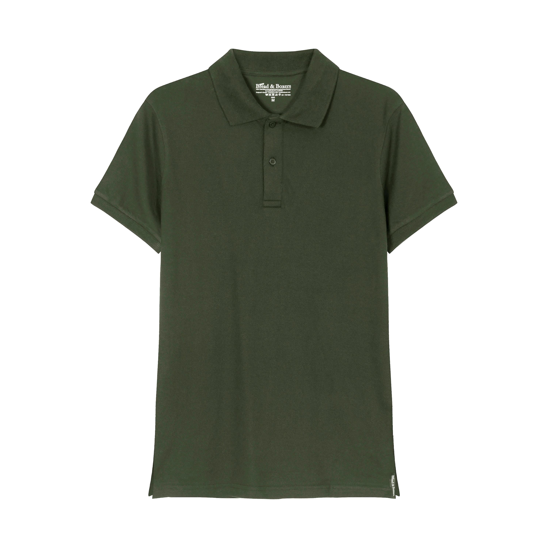 Piqué Polo Shirt